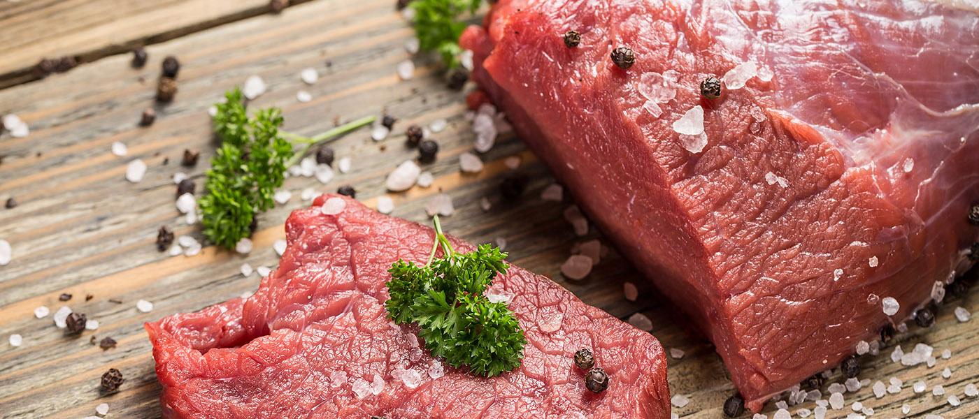 Carne bovina: valori nutrizionali